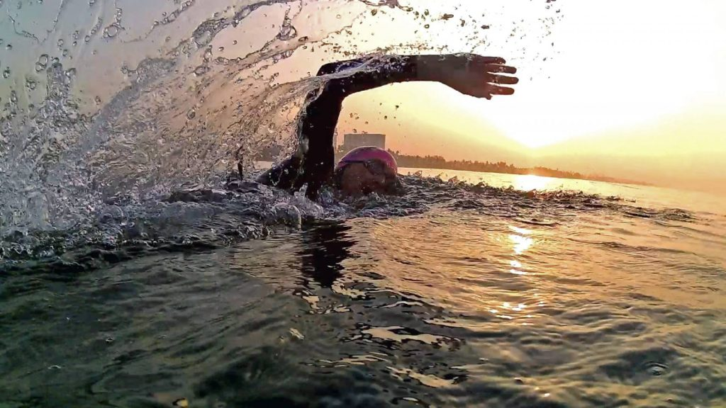 chris-georges-open-water