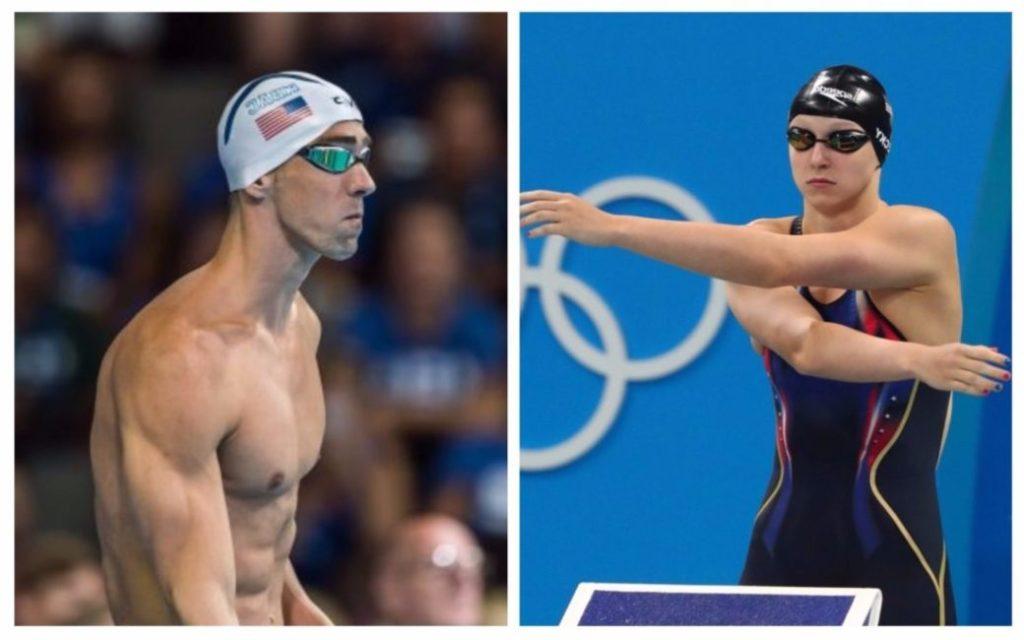 Phelps v ledecky
