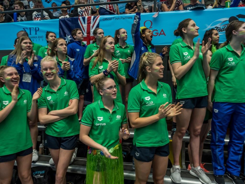 swimming-australia--team