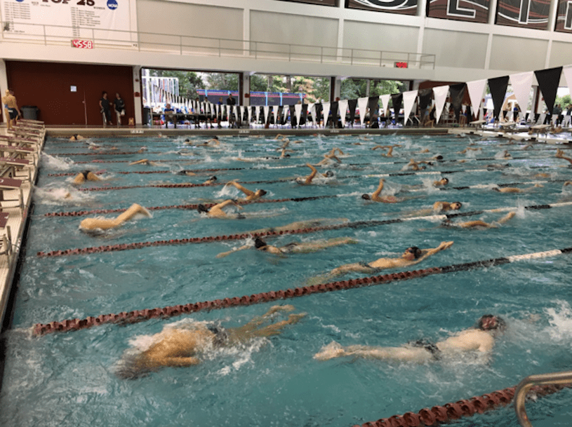 south-carolina-high-school-meet-warm-up