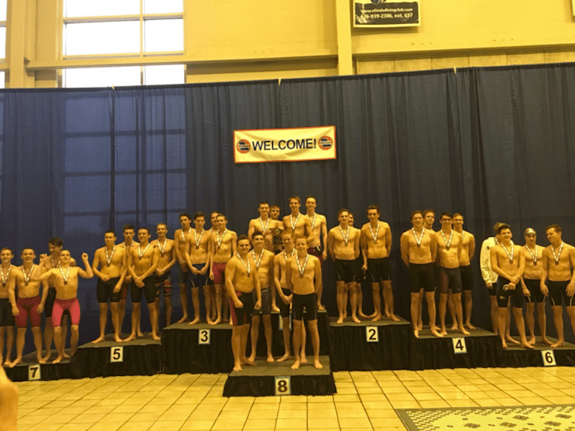 rock-bridge-missouri-relay-podium
