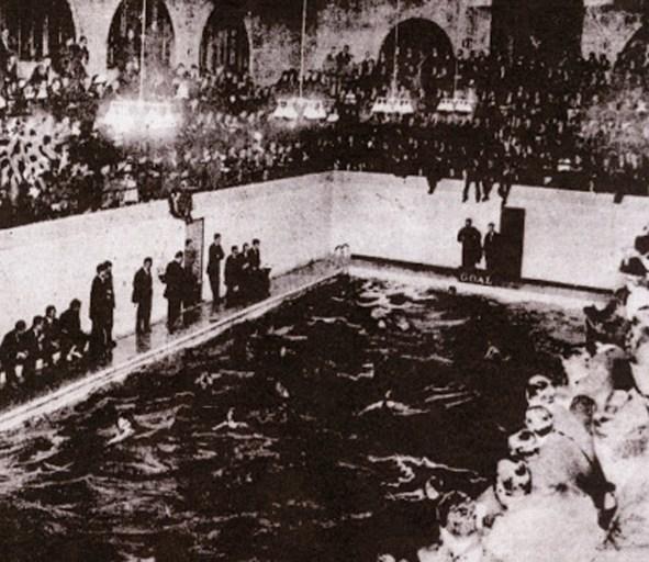 Yale's carnegie pool