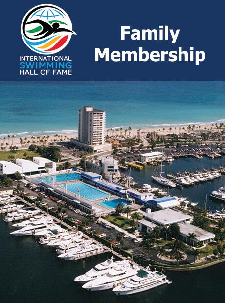 ISHOF Family Membership