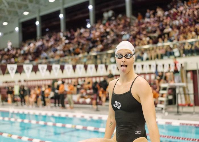 Photo Courtesy: Thomas Campbell/Texas A&M Athletics