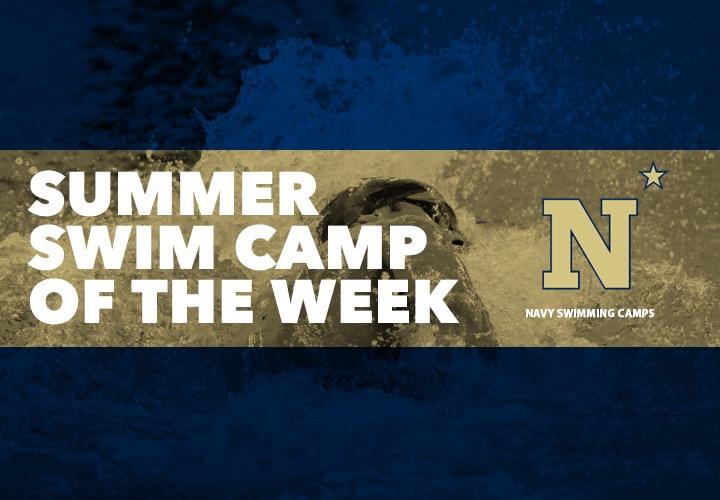 Navy Swim Camp