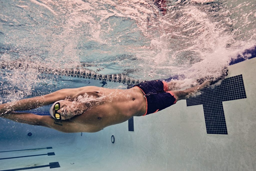Speedo USA Covert Goggle Swim