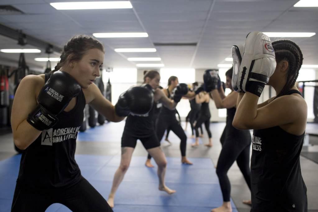 kickboxing - Adrenaline MMA & Fitness