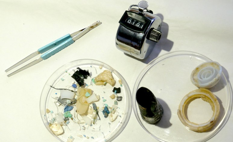 plastic-sample