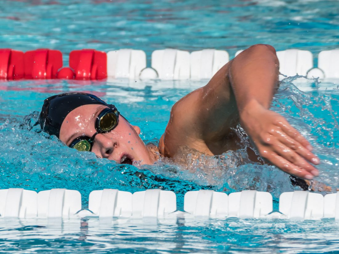 Top-Ranked Stanford Swim Opens Season With Win Over Arkansas
