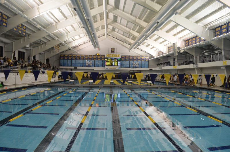 Tennessee, Virginia Swimming and Diving Teams Pull Out of Tri-Meet With Michigan Due to Concerns Over Canham Natatorium Safety