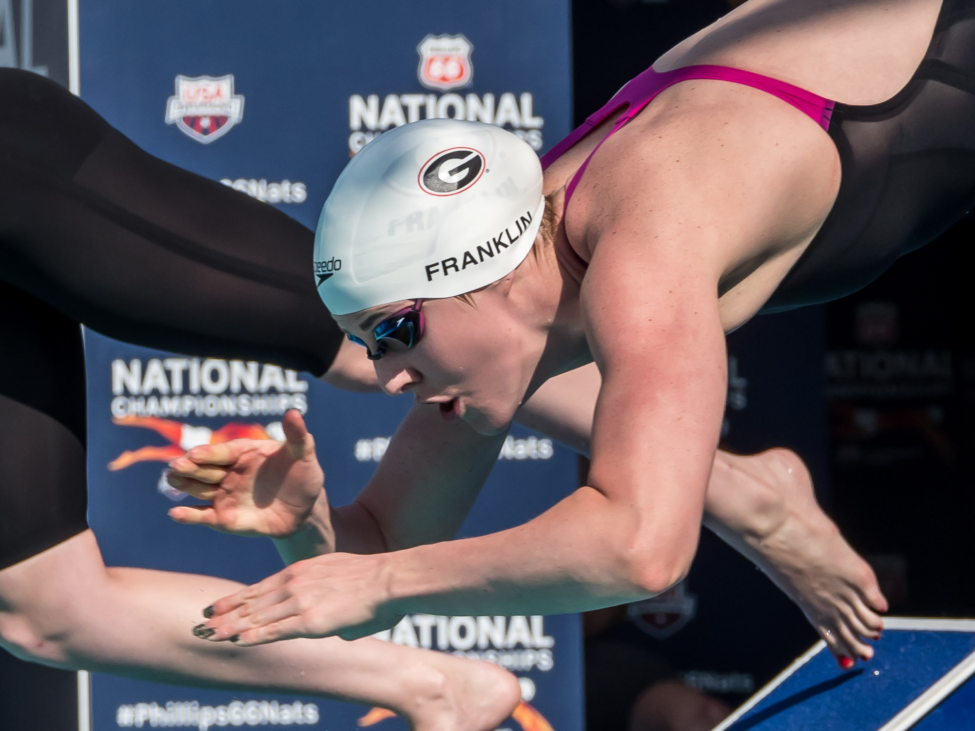 a843674b1ea 2012 Olympic Champion Missy Franklin Announces Retirement - Swimming ...
