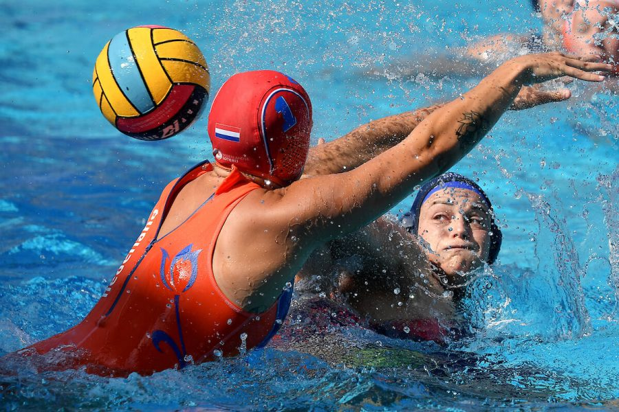 water-polo-netherlands-hungary
