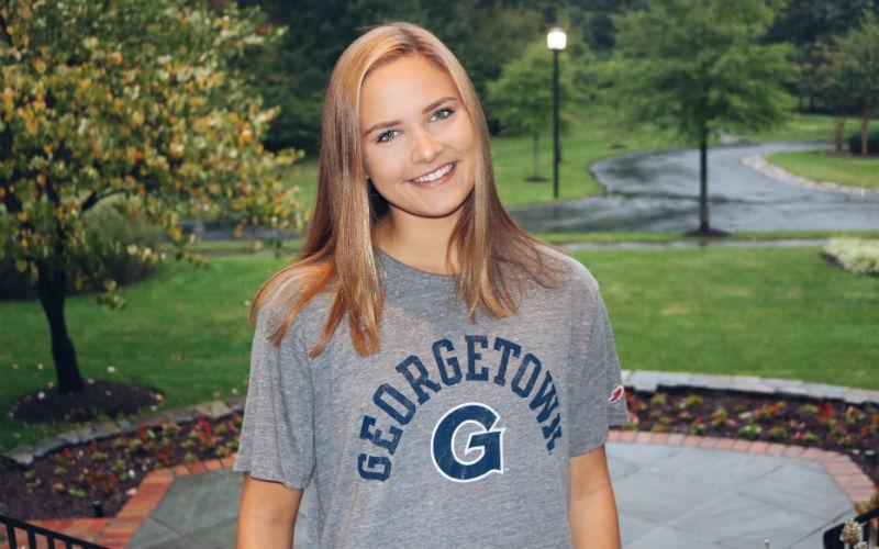Erica Hjelle Georgetown