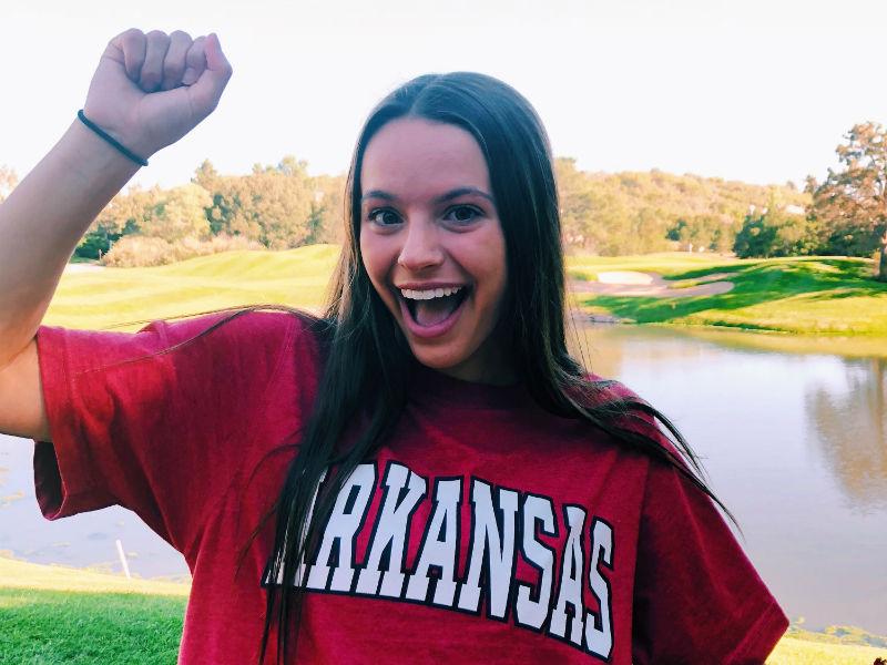 Jessie Beckwith Arkansas
