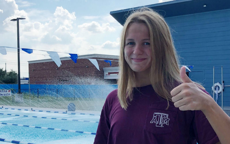 grace wey texas a and m