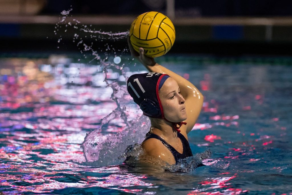 USA Water Polo Announces 2019 World University Games