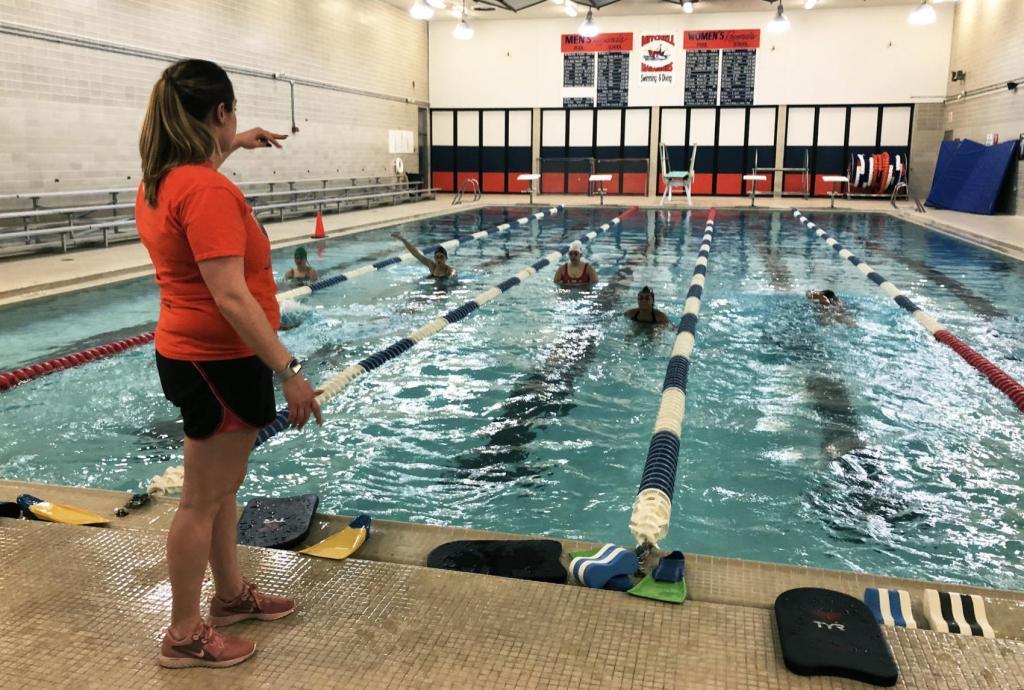 heather-bureau-mitchell-high-school-swim-coach