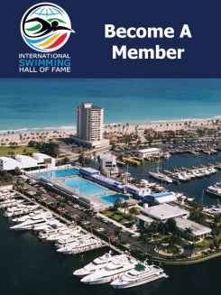 International Swimming Hall of Fame Memberships