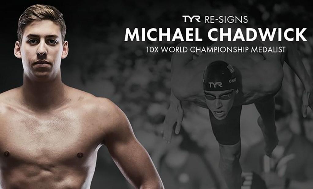 Michael Chadwick TYR Sport