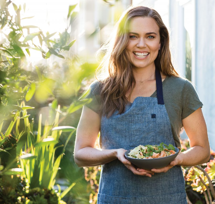 Natalie Coughlin Dishes on Motherhood, New Cook Book - Swimming World News