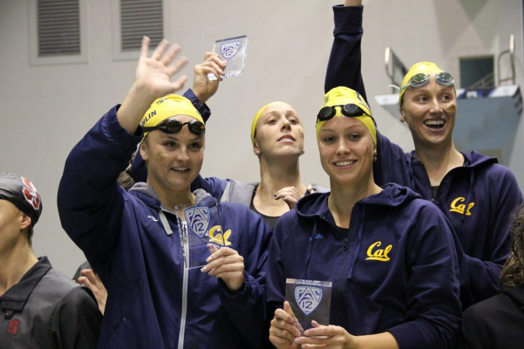 Cal-400-Freestyle-Relay-Pac-12