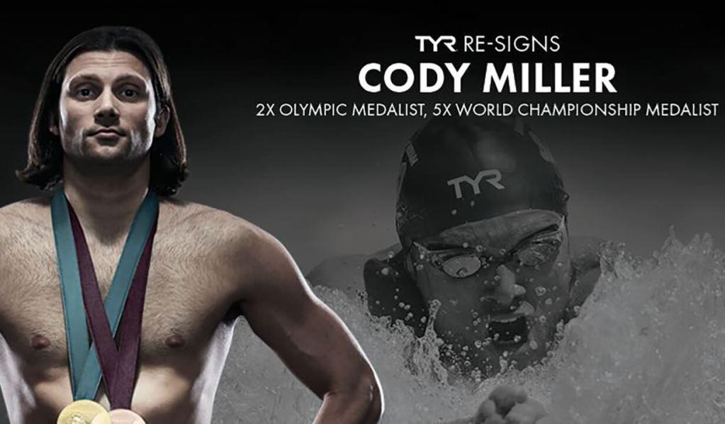 Cody Miller TYR Sport