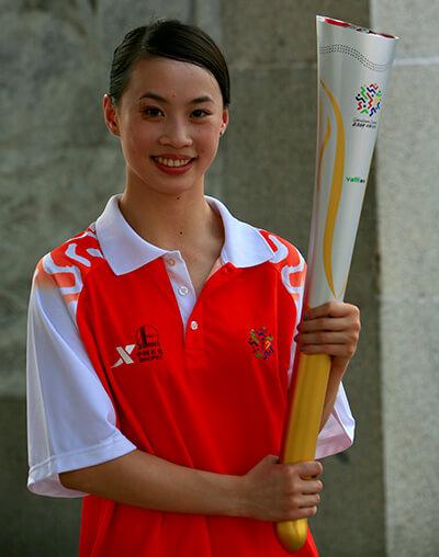 Li Ting ISHOF Honoree