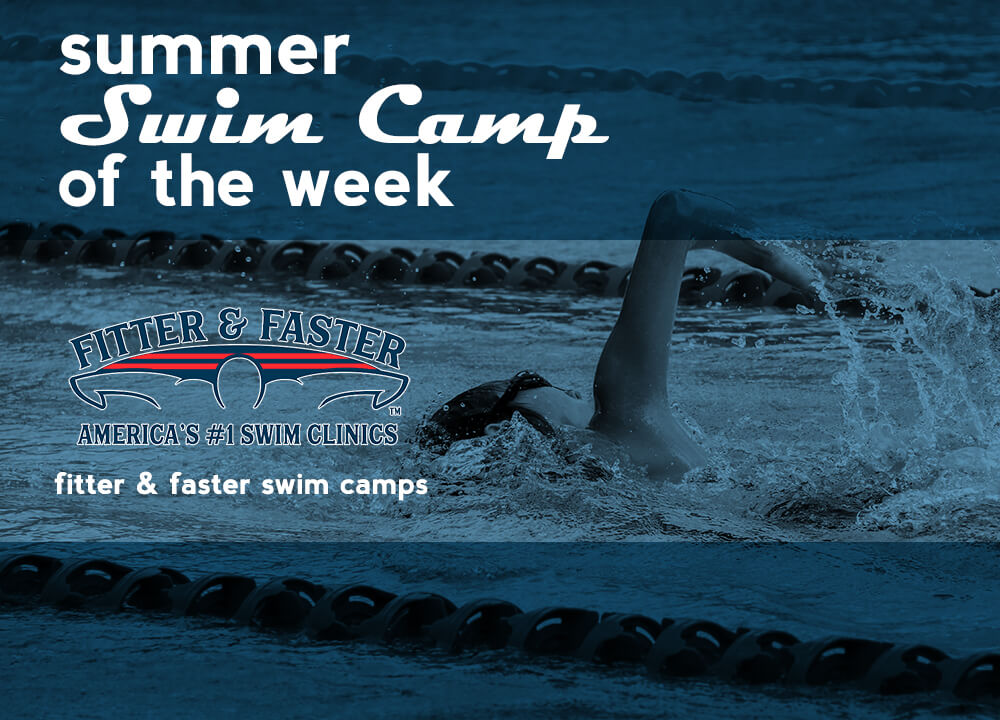 Fitter and Faster Swim Camp