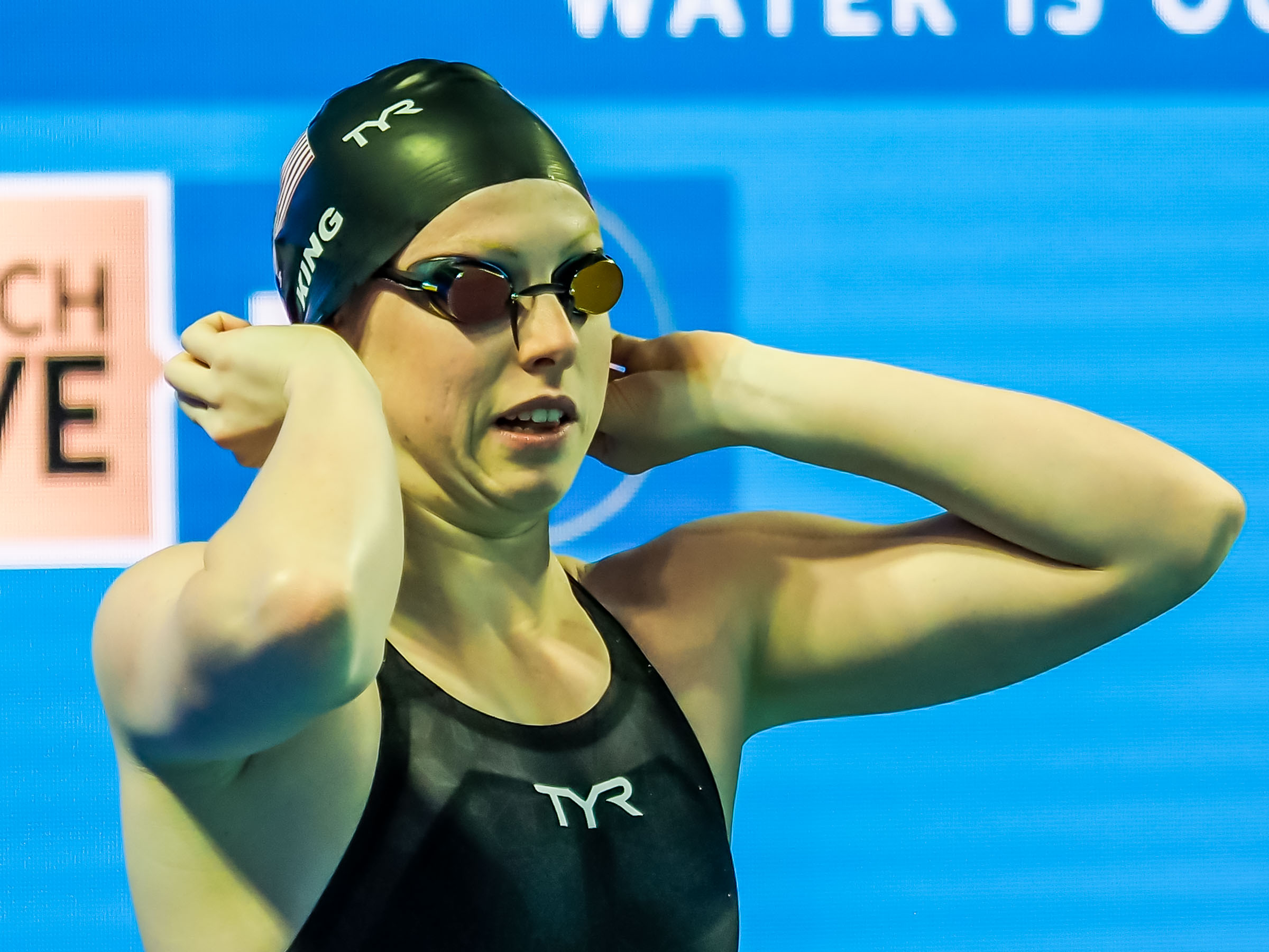 ZUMO Performance of the Week: Lilly King Notches PB In 200 Breast In Indy - Swimming World News
