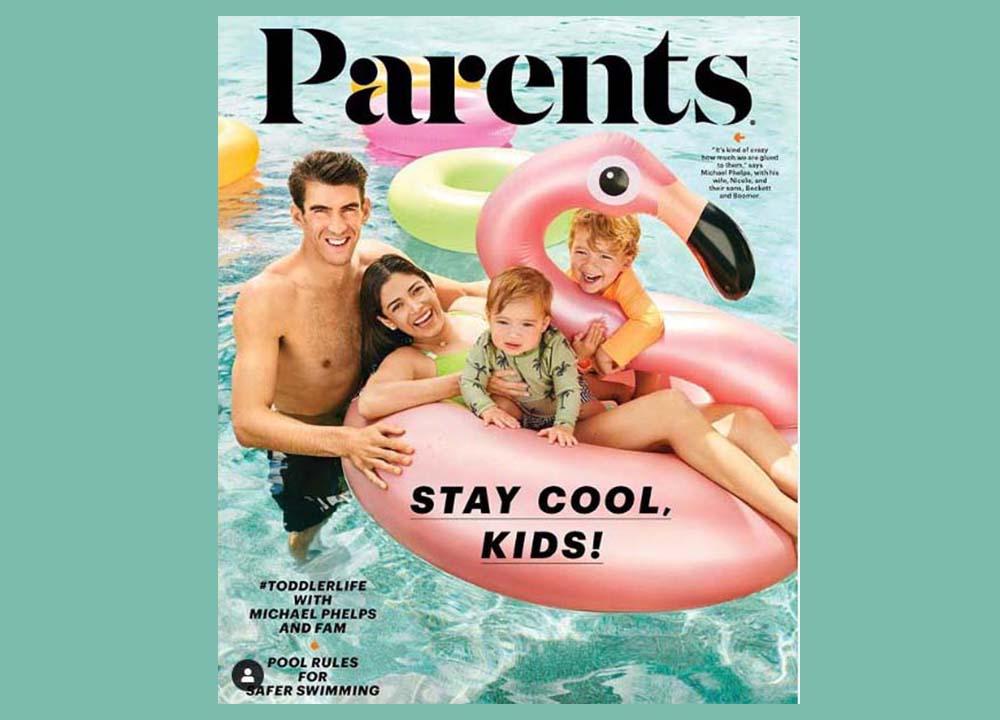 phelps parents magazine slider