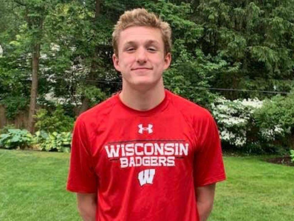 Jake DiMartile Wisconsin