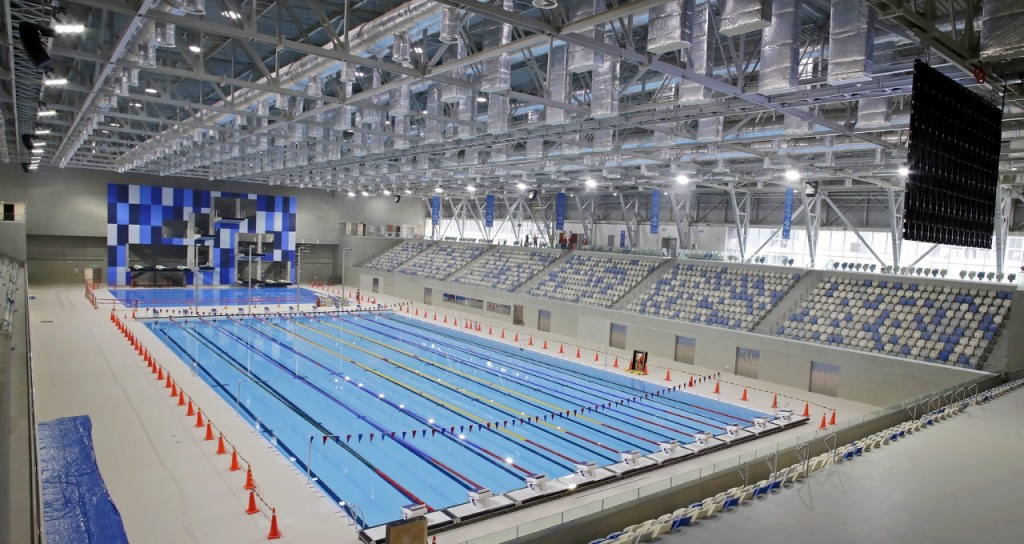 Lima 2019 Unveils VIDENA Aquatic Center for 2019 Pan ...