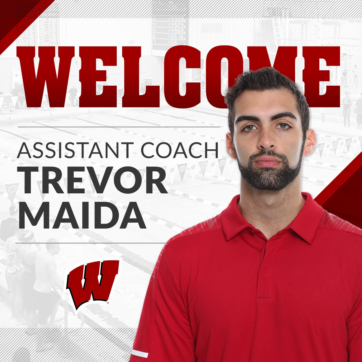 Trevor Maida Joins Wisconsin Swimming and Diving Staff as Assistant - Swimming World News