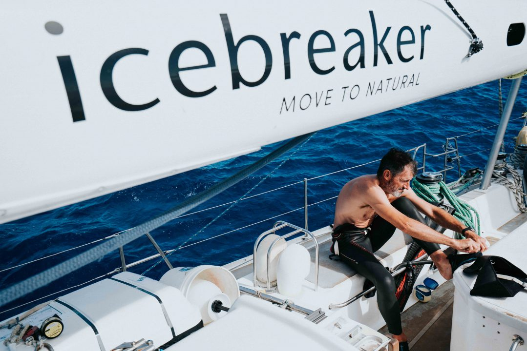 Talking Trash? Adventurer Ben Lecomte Embarks on Swimming Through the Great Pacific Garbage Patch