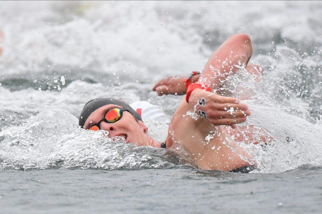 eric-hedlin-open-water-swimming-canada