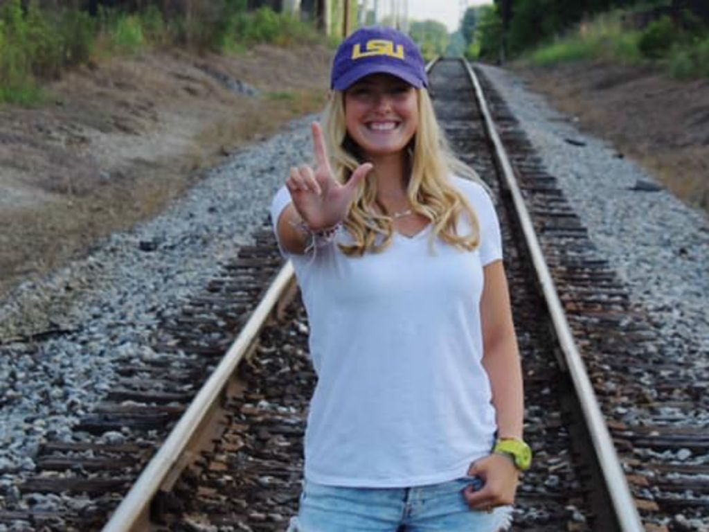 Maddie Howell LSU