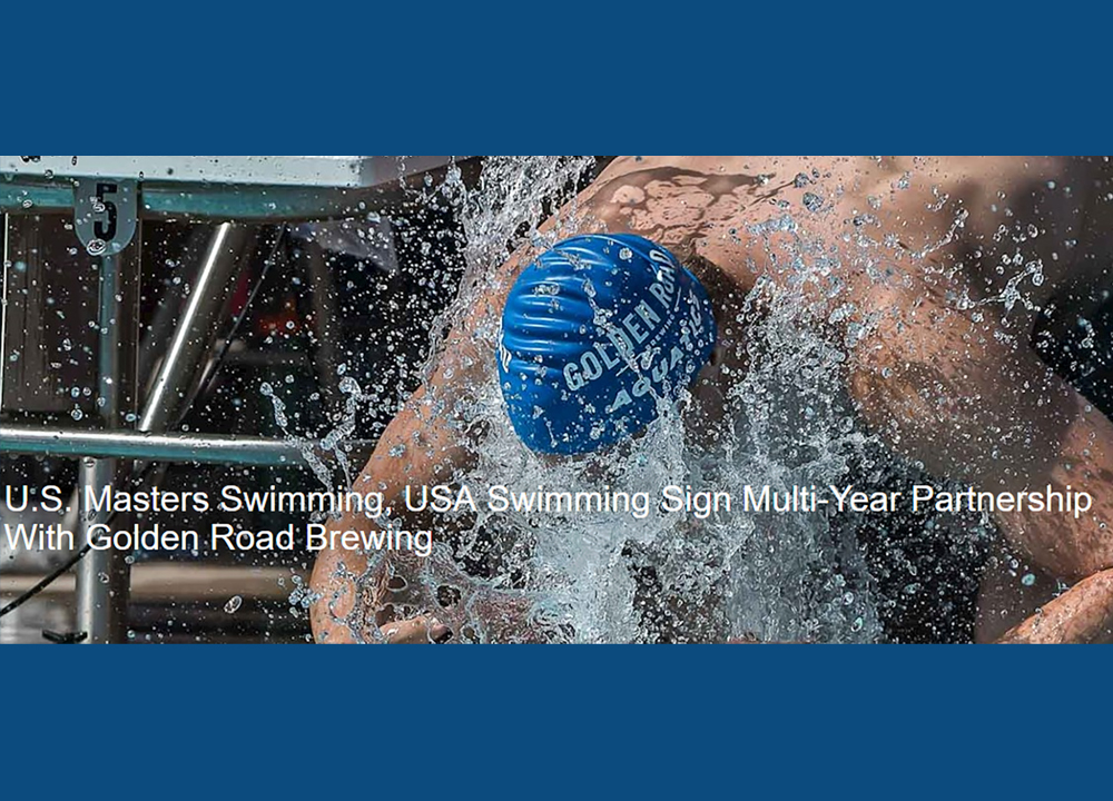 golden road sponsors usa swimming