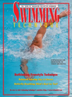 ST200404 Swimming Technique July - September 2004 Cover