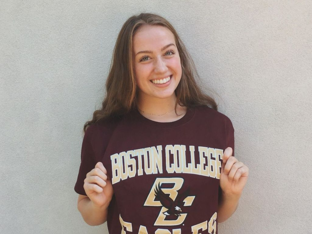 Claire Russell Boston College