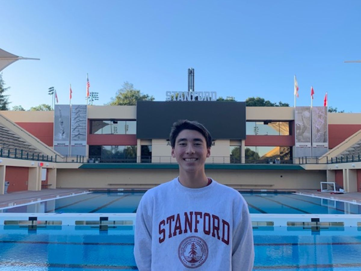 Stanford Gets Verbal from Local Standout Jonathan Affeld of Alto Swim Club