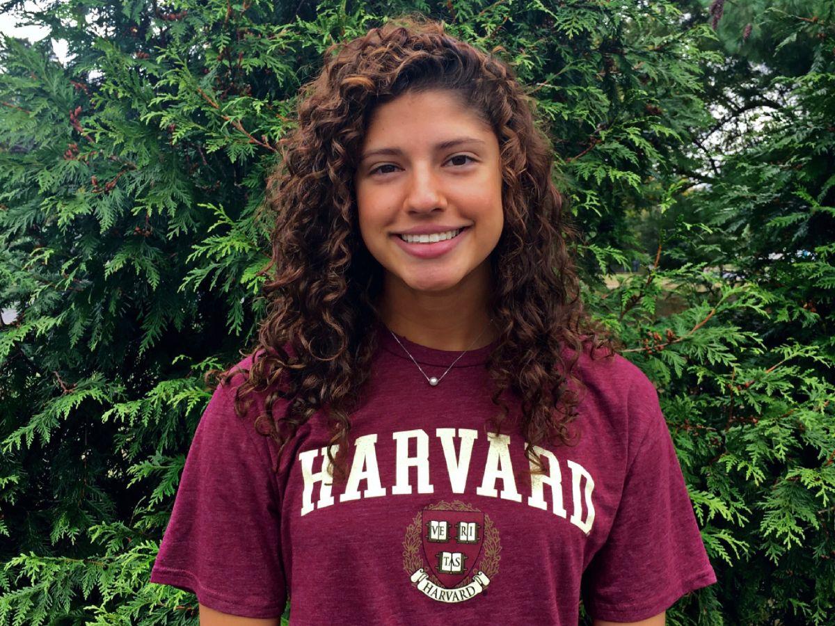 YMCA National Champion Victoria Eisenhauer Verbally Commits to Harvard