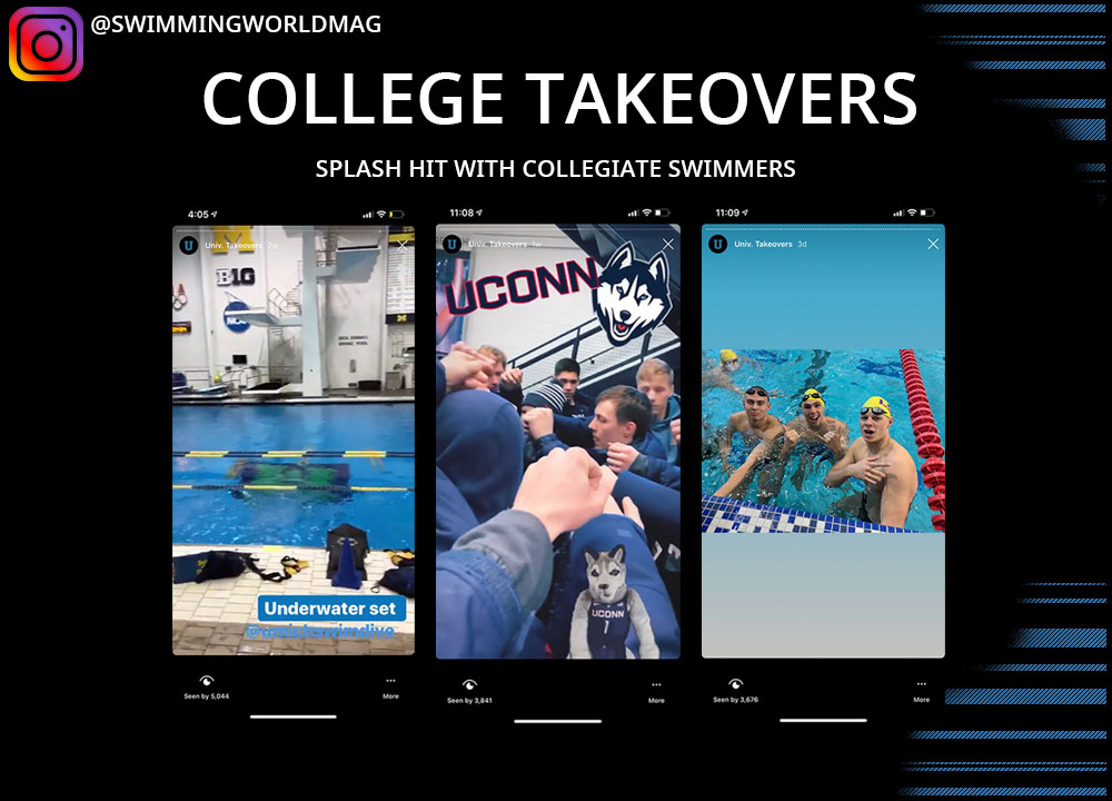 College Takeovers First Month Recap