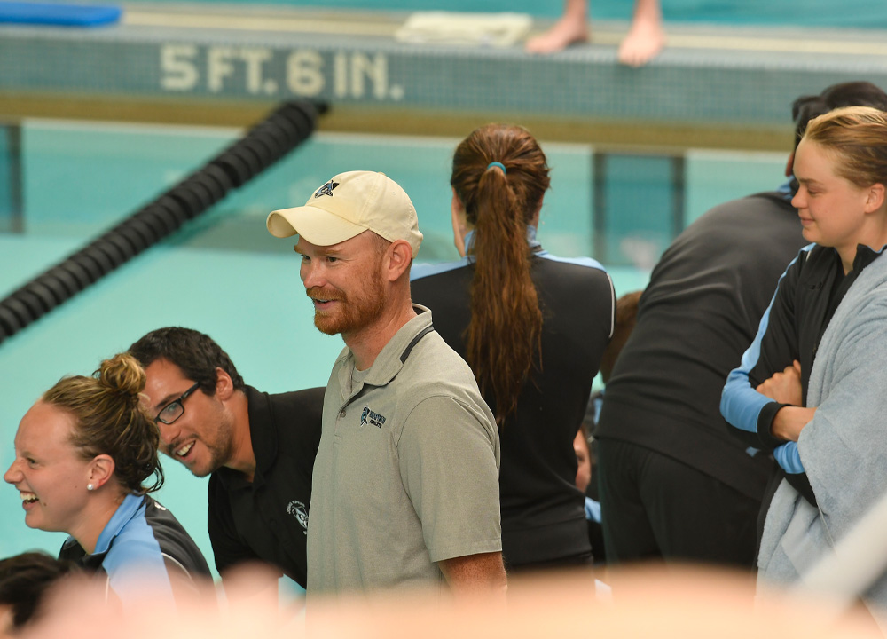 Swimming World November 2019 Q and A with Coach Scott Armstrong