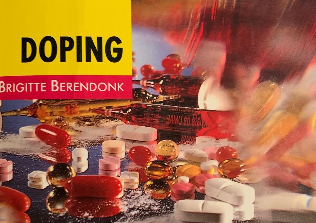 Book cover Brigitte Berendonk - Von Der Forschung Zum Betrug dopingberendonkbookGDR
