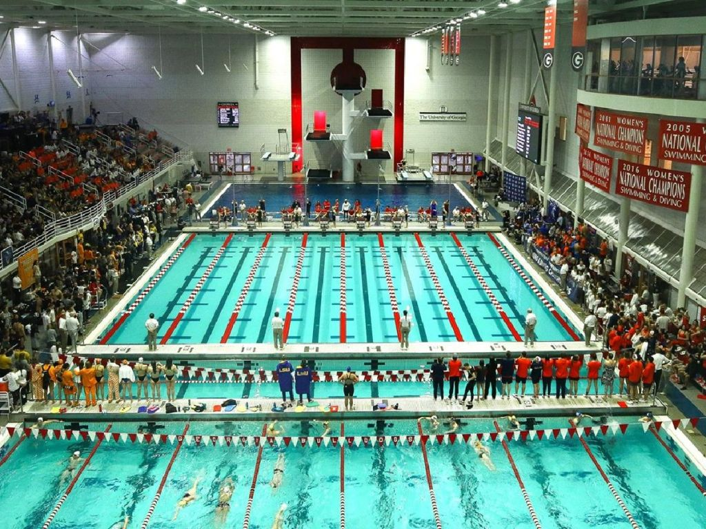 uga pool georgia athens bulldogs