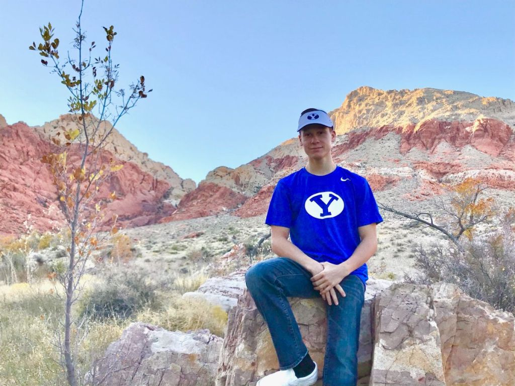 Caleb Gould Announces Commitment to Brigham Young
