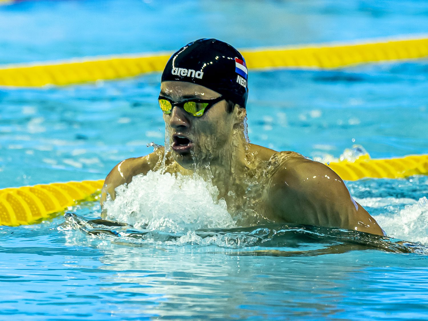 Arno Kamminga Hits Speedy 58.4 / 2:08.0 in Unofficial Time Trials in Antwerp - Swimming World News