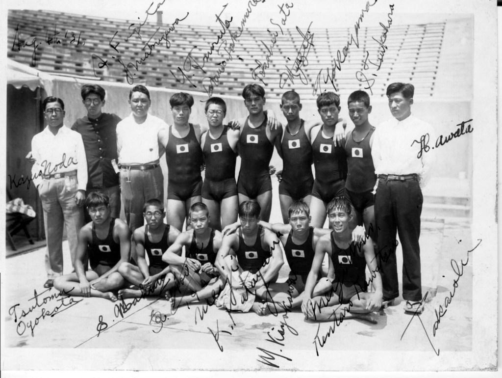 02 japanese team 1931
