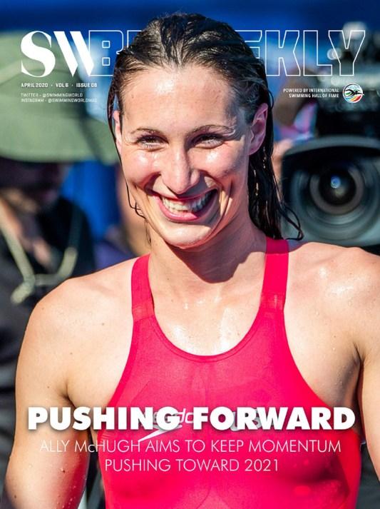 SW Biweekly 4-21-20 Cover - Pushing Forward - Ally McHugh