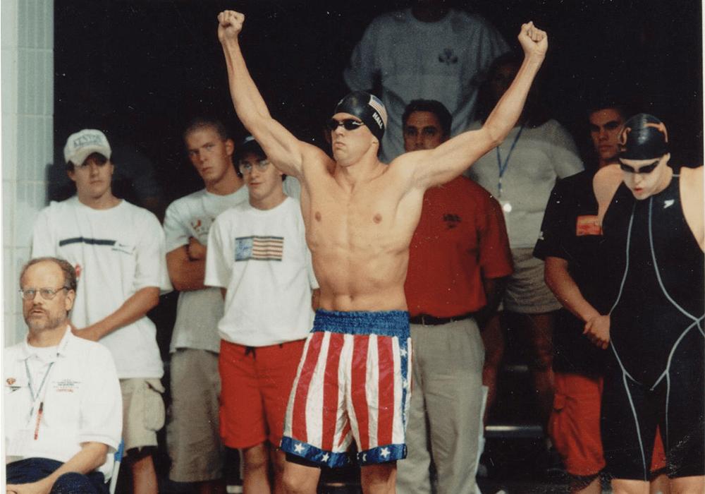 Gary Hall Jr - Olympic 2000 Trials